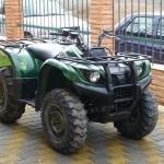 Продавам АТВ Yamaha Grizzly 450 4x4 (3)