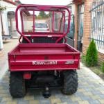 Продавам Kawasaki Mule 4x4  (8)
