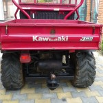 Продавам Kawasaki Mule 4x4  (9)
