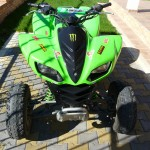Продава АТВ Kawasaki KFX 700 (10)
