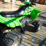Продава АТВ Kawasaki KFX 700 (8)
