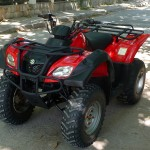Продава АТВ Suzuki Ozark 250 (1)