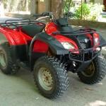 Продава АТВ Suzuki Ozark 250 (2)