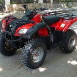 Продава АТВ Suzuki Ozark 250 (6)