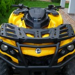 Продава Can-am Outlander DPS 2013 (1)
