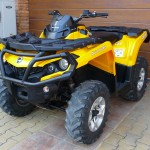 Продава Can-am Outlander DPS 2013 (10)