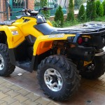Продава Can-am Outlander DPS 2013 (11)