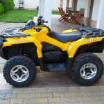 Продава Can-am Outlander DPS 2013 (12)