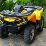 Продава Can-am Outlander DPS 2013 (5)