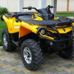 Продава Can-am Outlander DPS 2013 (6)