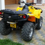 Продава Can-am Outlander DPS 2013 (7)