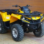 Продава Can-am Outlander DPS 2013 (8)
