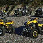 New Can Am Outlander 1000 Max  xt & Can Am renegade 1000